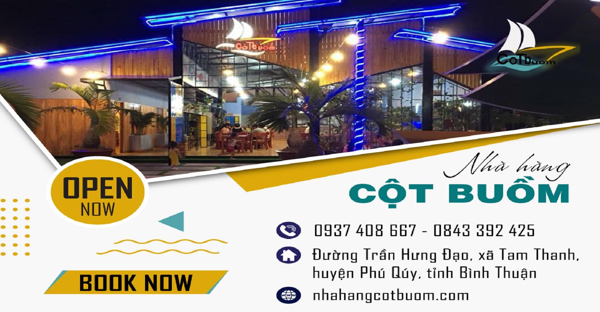 Nhà hàng ở đảo Phú Qúy